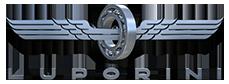Luporini – Importadora e Distribuidora de Autopeças Logotipo